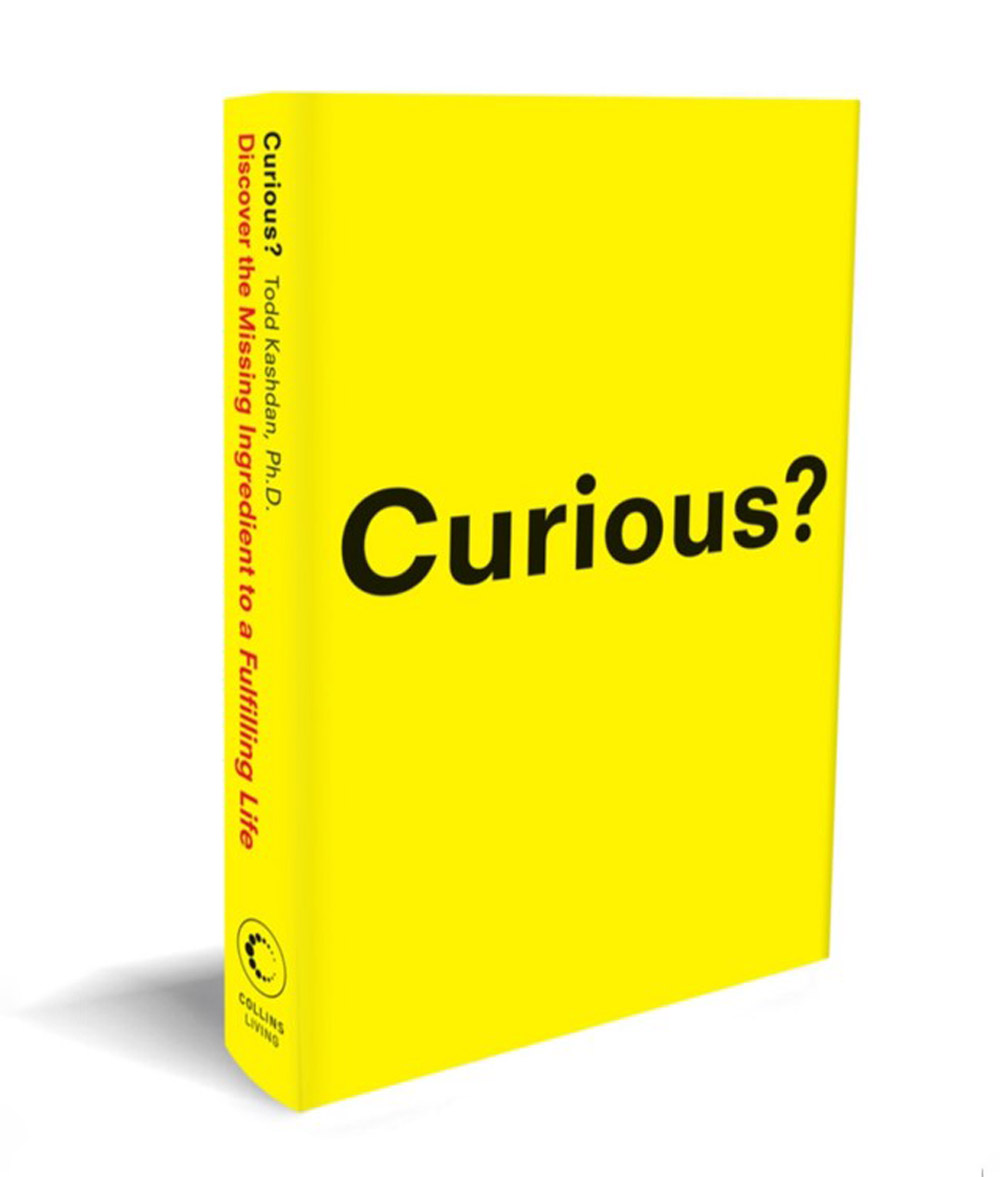 Curious the vbest book on curiosity