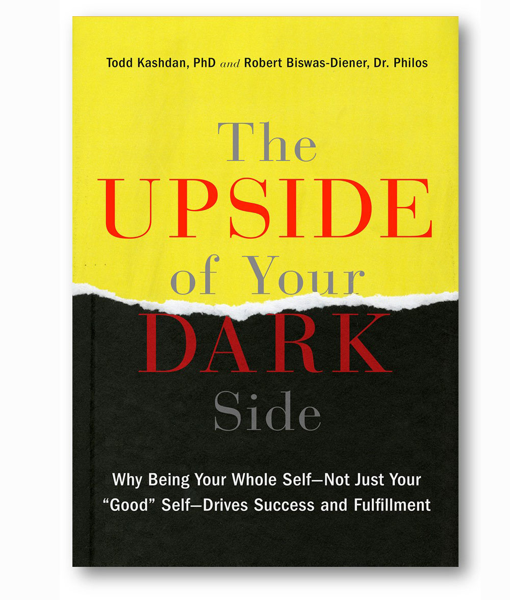 The Upside of Your Darkside book